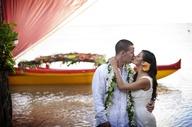 A dream wedding at o