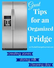 Tips for an Organize