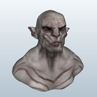 Azog the Defiler fro
