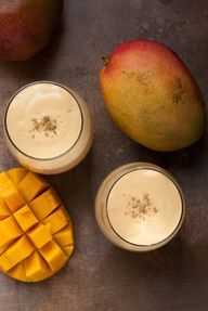 Indian Mango Lassi D