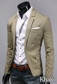 nice tailored look