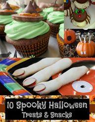 10 Spooky Halloween