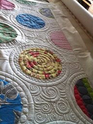 gorgeous quilting!...