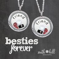 Best Friend Charm...