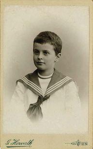 Wittgenstein, 11 years old
