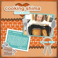 Cooking Shima by Tas