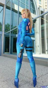 Zero Suit Samus Cosp...