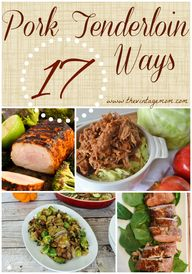 17 Ways to Cook A Po