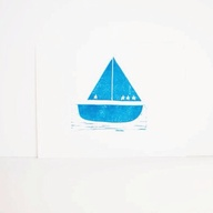 Nautical Sailboat fo...