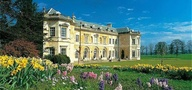 The stately home at