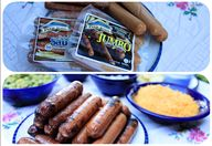 yummy hot dogs, crea