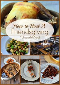 How to Host a Friend