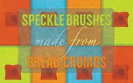 Speckle Brushes - 5