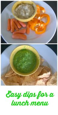 Easy dip recipes for