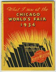 chicago worlds fair 1934