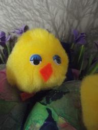 Homemade Easter chic