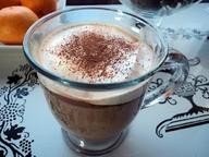 Nutella Latte by bri