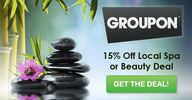 Groupon: 15% Off Loc