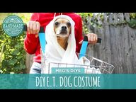 How-To: E.T. Dog Cos
