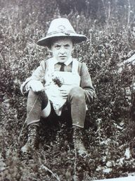 Wittgenstein, child
