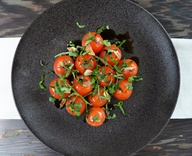 Cherry Tomatoes with
