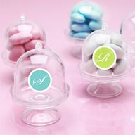 Mini Bell Jar with P