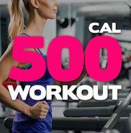 500 Calorie Treadmil
