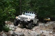 Jeep Wrangler with D