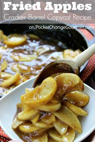 Fried Apples :: Crac