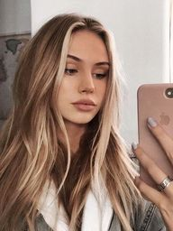 Nude Blonde - Fall Hair Color Ideas Straight From Pinterest - Photos