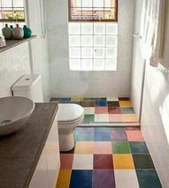The Unexpected 2020 Tile Trend That A Very Unlikely EHDer Is Putting In Her House...Plus An Ask The Audience - Emily Henderson #hometrends #interiors #tile #kitchentile #bathroomtile