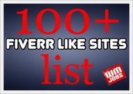 100+ Fiverr Like Sit