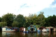 An old houseboat moo