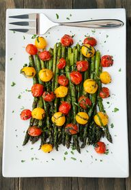 Asparagus, Cherry To