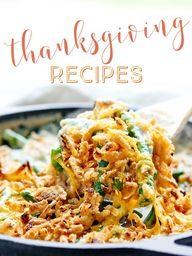 Best Thanksgiving Recipes 2016