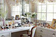 Lovely vanity area