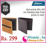 Flat 40% off on Purs