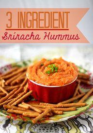 3 Ingredient Srirach
