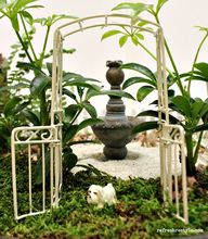 Mini Garden Fountain
