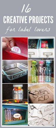 16 Creative Projects