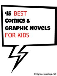 45 best comics and g