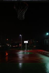 Basketball field...