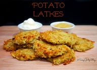 Hash Brown Potato #L