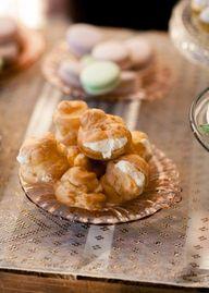 Delicious pastries f...