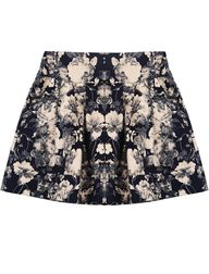 Black Florals Patter