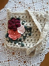 "Little Treasures: The ""Tuscan Window"" Bag - pattern release"