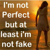 hate fake people.. (