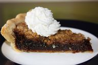 Shoofly pie. Yum!