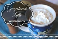 Gingerbread Latte