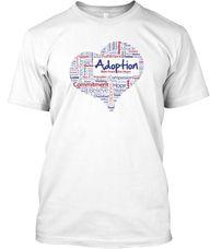 Adoption Heart Typog